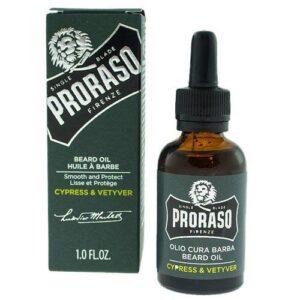 Zielony olejek Proraso