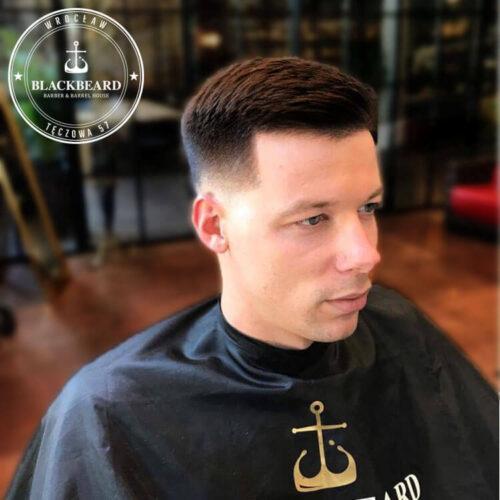 trymowanie włosów