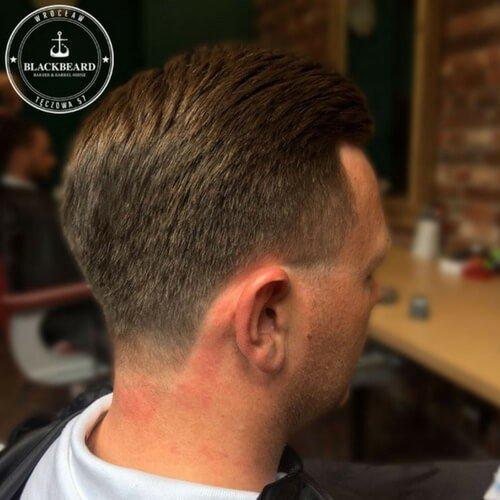stylowe fryzury męskie - BlackBeard