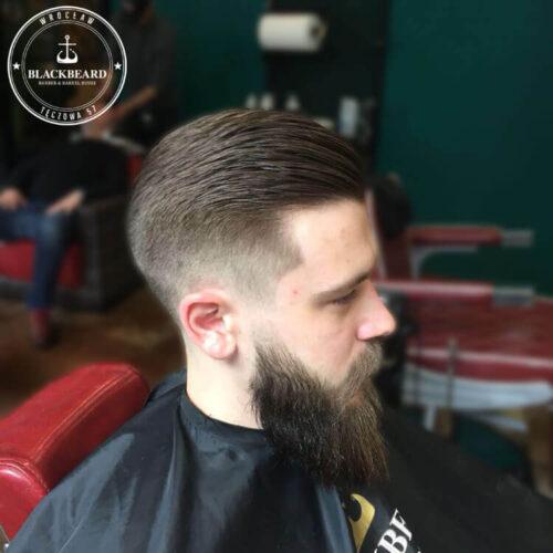 pielęgnacja włosów i brody - BlackBeard