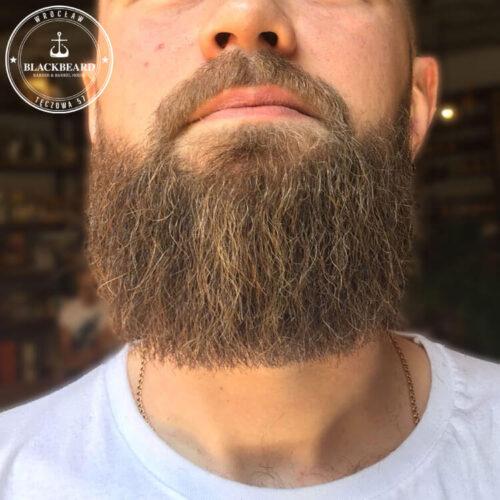 strzyżenie brody - BlackBeard