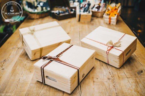 Paczki świąteczne dla firm