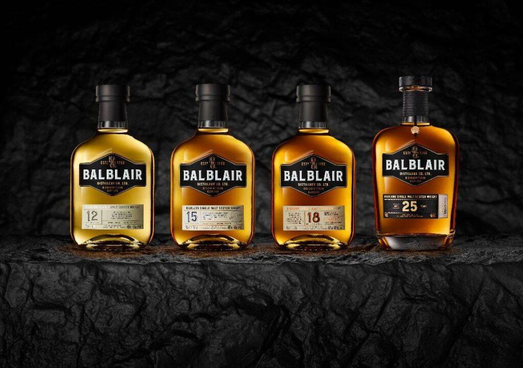 Balblair - alkohole