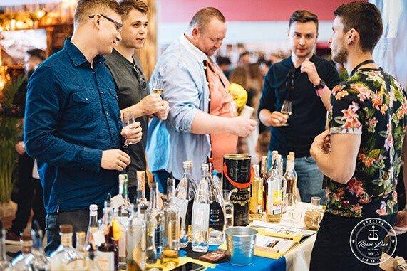 Cachaca Companheira na Rum Love Festiwal vol.3