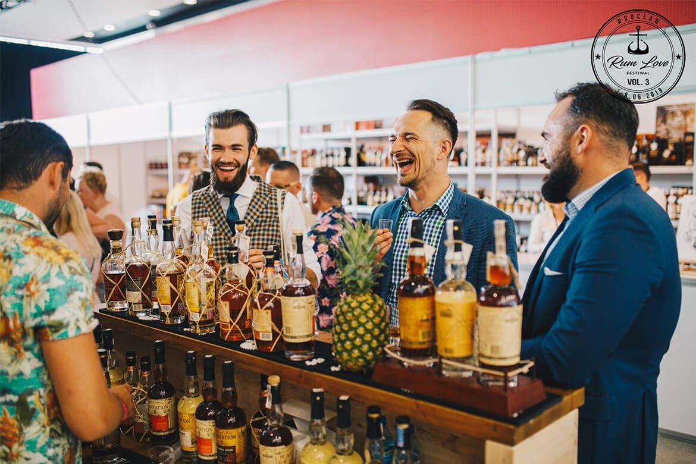 Rumy na Rum Love Festiwal