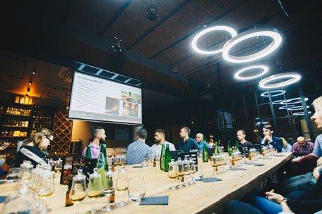 Wykład jak degustować whisky