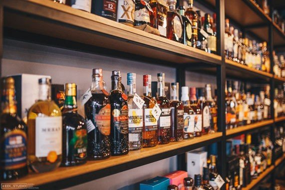 Pólka z rumami