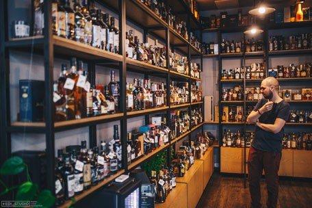 Ekskluzywne alkohole