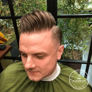 Strzyżenie włosów męskich