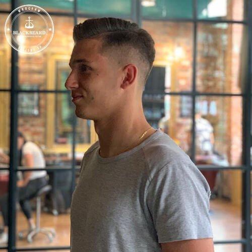 salon fryzjerski mesi BlackBeard