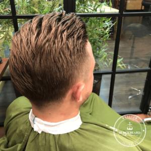Stylizacja włosów męskich