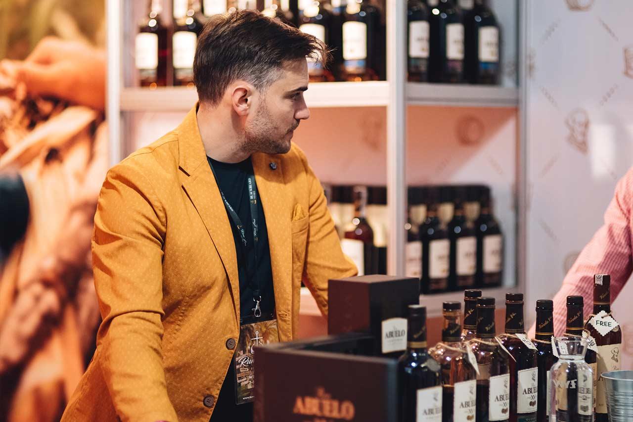 Cristobal Srokowski o degustacjach rumu i rozwoju rynku rumu w Polsce
