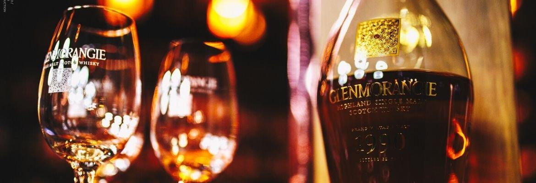 Glenmorangie butelki