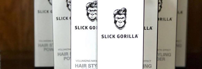 Slick Gorilla kosmetyki barberskie